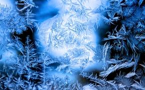 Текстуры: стекло, мороз, узоры