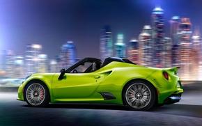 ������: Alfa Romeo 4C, Alfa Romeo, sports car