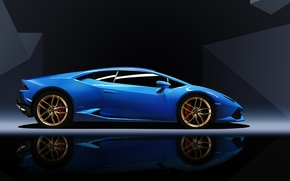 Машины: Lamborghini Huracan, Lamborghini, Huracan, sports car