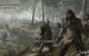 Игры: Mount and Blade 2: Bannerlord, Mount and Blade 2, Bannerlord, арт