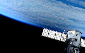 Космос: Земля, космос, МКС, наука, техника