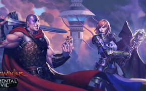 Игры: Dungeons and Dragons: Neverwinter, Dungeons and Dragons, Neverwinter