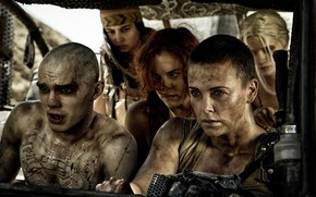 Кинозвезды: Mad Max: Fury Road, Безумный Макс: Дорога ярости, Charlize Theron
