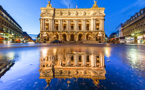�����: Palais Garnier, Paris Opera, Paris, France, ����� ������, �����-�����, �����, �������, ������, ���������