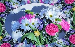 Цветы: цветы, букет, флора