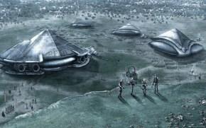 Фантастика: Stargate, SG, Звездные врата, ЗВ