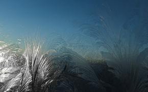 Разное: Узоры, стекло, зима