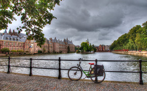 Город: Binnenhof, The Hague, Netherlands