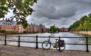 Город: Binnenhof, The Hague, Netherlands