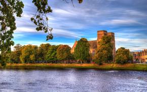 Город: Инвернесский Собор, кафедральный собор Епископальной Церкви Шотландии, расположенный в городе Инвернесс