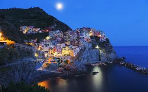 Город: Manarola, Cinque Terre, Italy