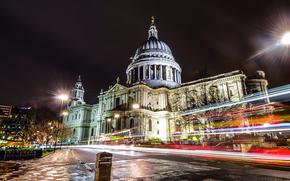 Город: Собор Святого Павла, Лондон, St Paul's Cathedral, London
