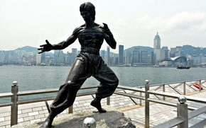 Кинозвезды: Bruce Lee, Hong Kong, China