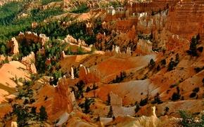 Пейзажи: Bryce Canyon National Park, Utah, USA