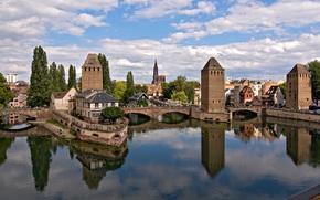 Город: Франция, Страсбург, France, Strasbourg