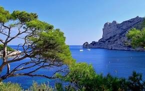 �������: Calanque de Sormiou, Marseille, France