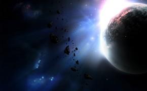 Космос: небо, планеты, земля
