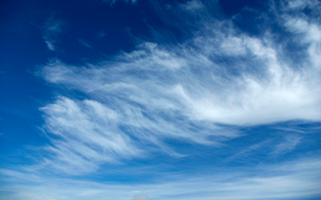 Природа: небо, облака, природа