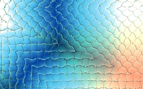 Текстуры: текстура, типо пазлы, фон