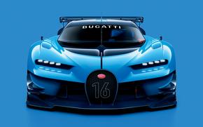������: 2015, Bugatti, Vision, Gran Turismo