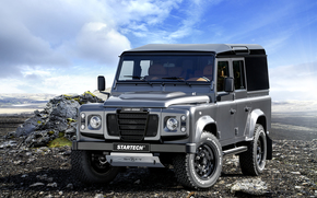 Машины: 2015, Startech, Sixty8, based on, Land Rover, Defender