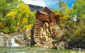 �������: Crystal Mill, Colorado, �����, �������, ������