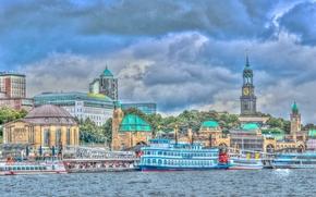 Город: Hamburg, гамбург, германия