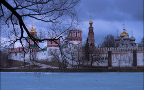 Город: Russia, Moscow, Novodevichy Convent, Юрий Дегтярёв