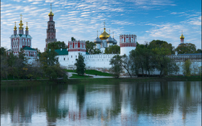 Город: Moscow, Novodevichy convent, Russia