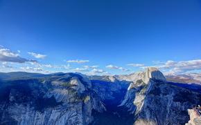 Пейзажи: Glacier Point, Yosemite National Park, California