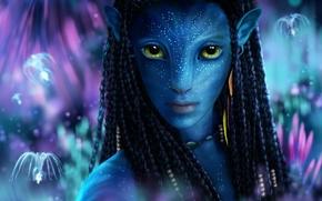 Фантастика: Avatar, NaVi Amanda, фантастика