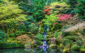 �������: japanese garden, �������� ���, �������, �����, �������, ����, ����