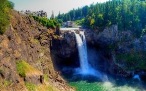 �������: ������� ���������, Snoqualmie Falls, ���, ���� ���������