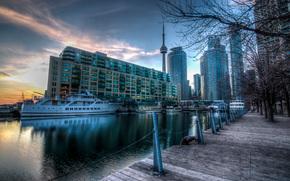 Город: Toronto, Harbourfront, Canada