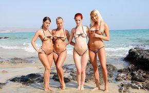 �������: Ariel, Chikita, Bianca, Tiffany(melisa), ������, �������