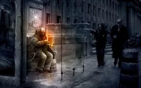 Ситуации: настроение, огонь, москва, холод