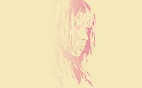 арт, стиль, креатив, вектор, девушка обои, фото