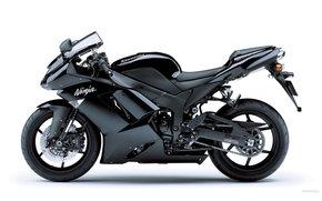 Kawasaki, Ninja, Ninja ZX-6R, Ninja ZX-6R 2008, Moto, Motorcycles, moto, motorcycle, motorbike