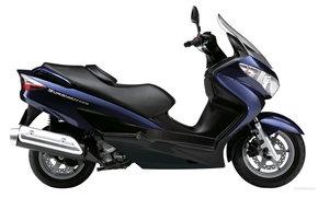 Suzuki, Scooter - Moped, Burgman 125, Burgman 125 2007, Moto, Motorcycles, moto, motorcycle, motorbike