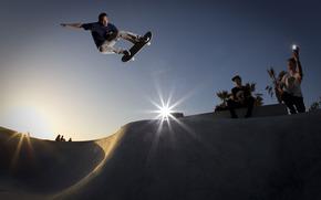 Patina, Rampa, sri, Adrenalina, skateboarding