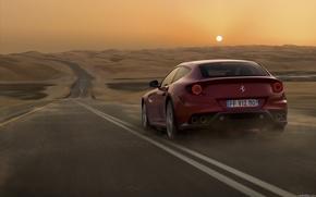 дорога,  пустыня,  авто, автомобили, машины, авто обои, фото