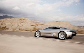 спорткар,  концепт,  колеса диски,  скорость,  пустыня,  дорога, автомобили, машины, авто обои, фото