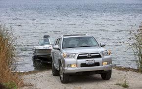 Toyota, Land Cruiser Prado, Samochd, maszyny, samochody