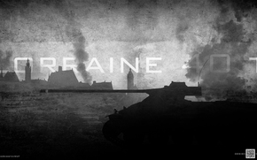 ����: lorraine 40 t, wot, world of tanks, dark, ����