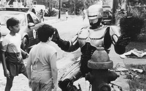 Robocop-2, childrens, car