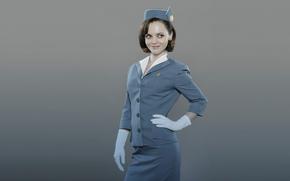 стюардесса, сериал, форма