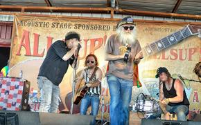 Dirty River Boys, Music, grupa
