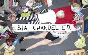 Sia, Candelabru, Cântec, muzică