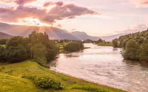 Storeelva, Sandane, Norway