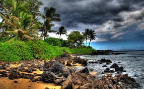 Maui, Hawaii, пейзаж